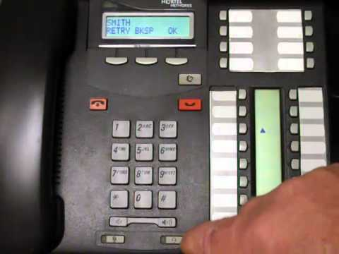 Programming new voicemail mailbox to set - Norstar Business Phone Systems  Calgary