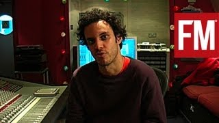 Four Tet In The Studio With Future Music