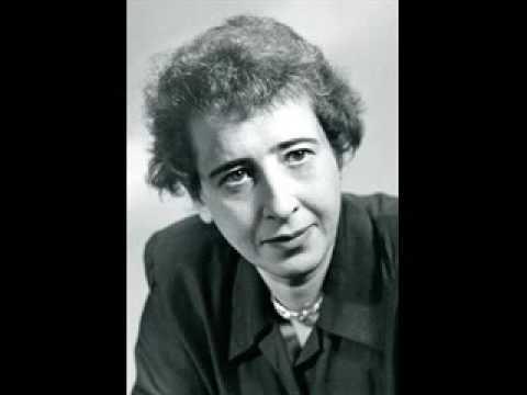 Biografia de Hannah Arendt - YouTube