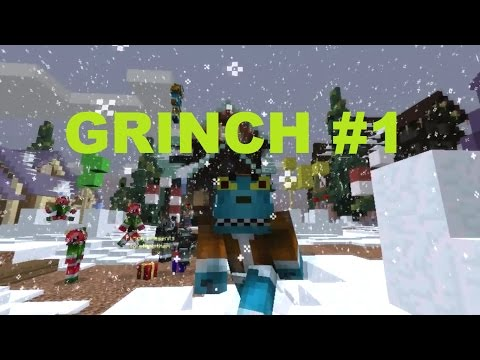 El Grinch en Minecraft - Loquendo