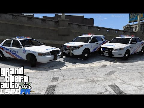 GTA 5 LSPDFR 0.3.1 Police Mod 130 | Toronto Police Service | Crazy Ending | Welcome To Canada