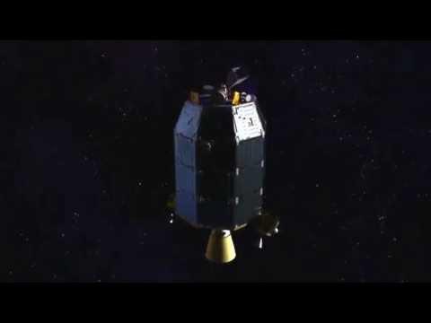 NASA Ames Introduces LADEE Spacecraft Animation
