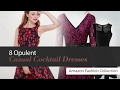 8 Opulent Casual Cocktail Dresses Amazon Fashion Collection
