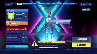 [LIVE] FORTNITE FR PS4 PROBLEME OF RESEAU TO THE VERIFICATION OF THE LINE