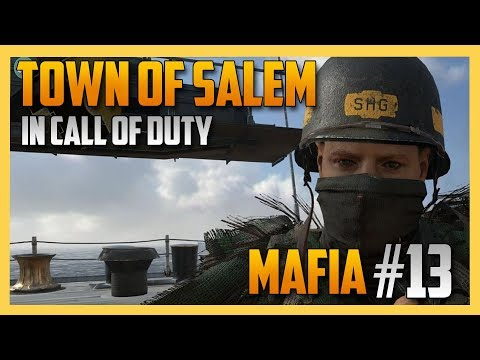 """Town of Salem in Call of Duty"" - Mafia in COD #13!"