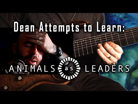 Dean Attempts To Learn EP.25: Animals As Leaders (Again!)