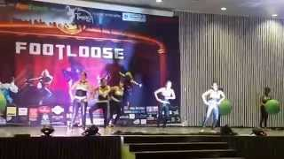 Footloose 2|Thomso 2014|IIT Roorkee