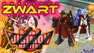 Digimon Noticias: ¡OMEGAMON ZWART EN DMO! (Detalles y evento)