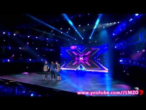 Boy Band - The X Factor Australia 2014 - BOOTCAMP