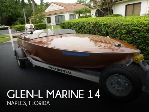 Used 2015 Glen-L Marine 14 for sale in Naples, Florida