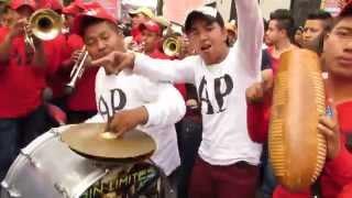 banda aires del pacifico el juego de simon comparsa cardenales 2015 slt