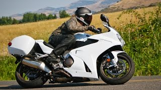 2014 Honda Interceptor - Sport-Touring Shootout Part 2 - MotoUSA