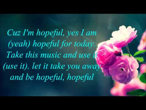 Bars And Melody (BAM) BGT Semi Final - Hopeful (Lyrics)