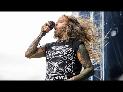 Devildriver's Dez Fafara Ran Away From Home After First Tattoo