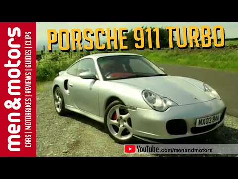 Heres Why The 996 Turbo Is The Best Porsche 911 You Can Buy