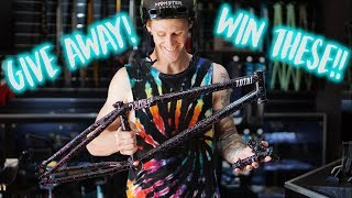 TOTAL BMX GIVE AWAY!! DAILY SESSIONZ 68!