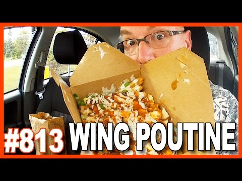 ST. LOUIS WINGS POUTINE SHOOT
