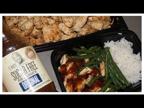 Chipotle Chicken Prep Recipe