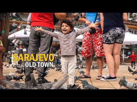 Beautiful Sarajevo, Old Town | Bosnia & Herzegovina