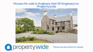 Houses for sale in Anglesey (Isle Of Anglesey) on Propertywide
