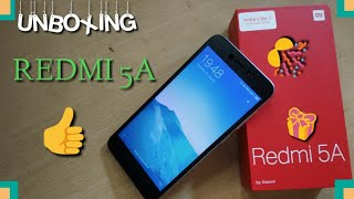 Redmi Mobiles Unboxing |New Redmi 5a Unboxing | Redmi 5A Unboxing & Overview In Hindi | Smart Guruji