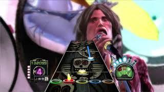 Guitar Hero Aerosmith- Back in the Saddle Expert 100% FC (331,223)