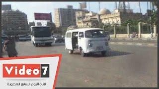 بالفيديو.. خريطة الحالة المرورية بالقاهرة الكبرى اليوم الجمعة
