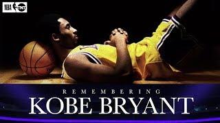 Remembering Kobe Bean Bryant | NBA on TNT