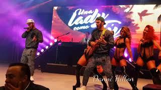 Una Lady como tú ~ [Manuel Turizo en Mexico] (En Vivo)