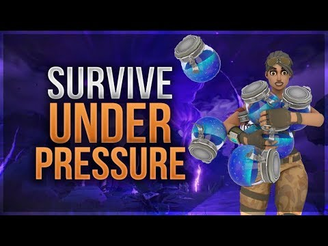 HOW TO WIN | Survival Tips Under Pressure (Fortnite Battle Royale)