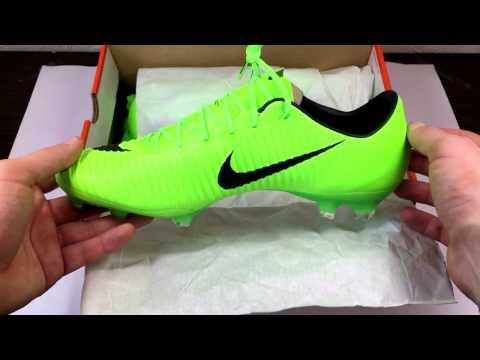 Смотреть видео Футбольные бутсы Nike Mercurial Vapor XI FG 831958-303  онлайн, скачать видео. 1c76d0059b1