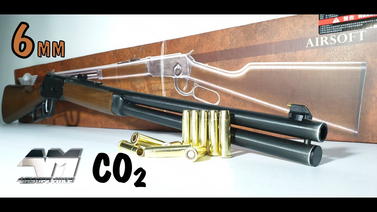 UMAREX LEGENDS M1894 SHELL EJECTING Winchester Model 94 COWBOY Airsoft Rifle