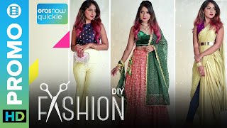 DIY Fashion - Wedding Lookbook | Official Promo | Stacey Castanha | Eros Now Quickie
