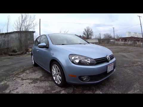 2011 VW Golf TDI Review with 0-60