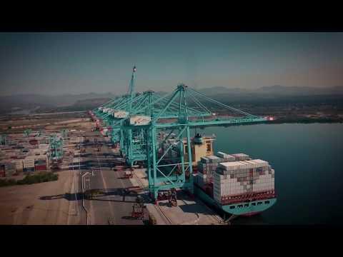 APM Terminals Lázaro Cárdenas One-Year Anniversary