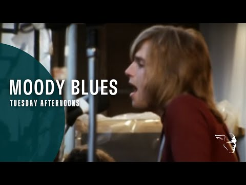 """Moody Blues - Tuesday Afternoons (From """"Threshold of a Dream"""" DVD)"""