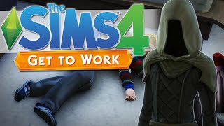 The Sims 4 | SOMEONE DIES OF EMBARRASSMENT?! | Get To Work #2