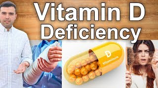 Find out if you are lacking vitamin d. these the most common signs and symptoms of a d deficiency; bone fractures, depression, joint pai...