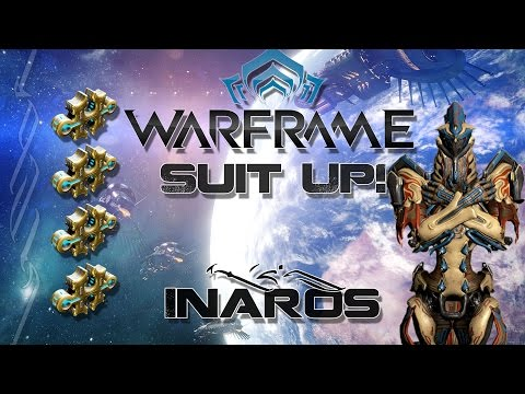 Suit Up (Warframe) E12 - Inaros