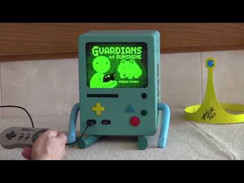 Custom BMO Games