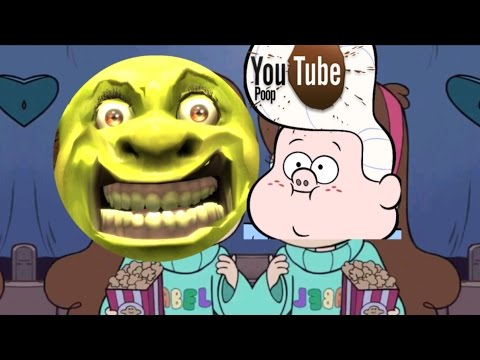 Mabel Is Apparently Sherk And Gideon At The Same Time:YTP Collab Entry