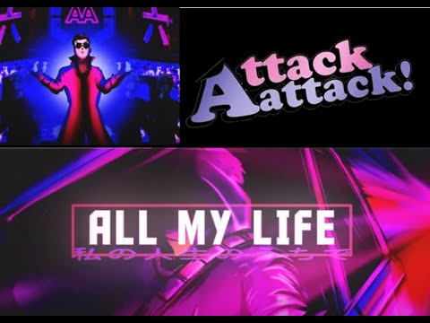 """Attack Attack! release new song """"All My Life"""" as band returns with new single ..."""