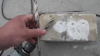 Реальная мощность старой конаковской дрели