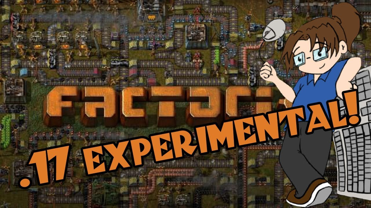 Let's Play: Factorio! --  17 Experimental -- Part 2 [SMELT