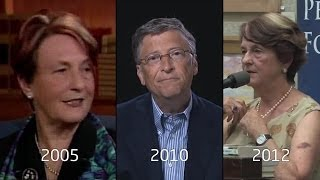 Helen Caldicott vs Bill Gates on Nuclear