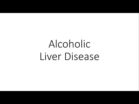 Alcoholic Liver Disease – For Medical Students