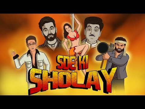 SHOLAY Spoof || Shudh Desi Classics