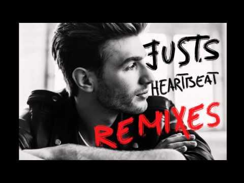 JUSTS- HEARTBEAT ([Ex] da Bass Radio Mix) Latvia - Eurovision 2016