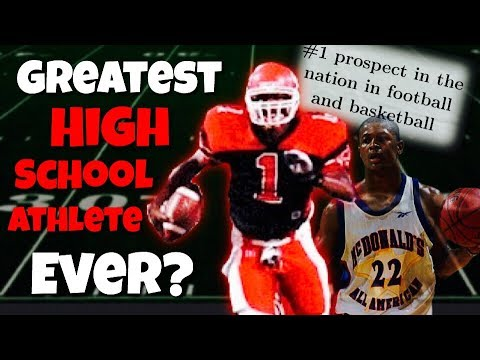 Meet the GREATEST High School Athlete You