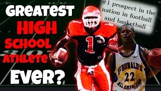 Meet the GREATEST High School Athlete You've NEVER Heard Of
